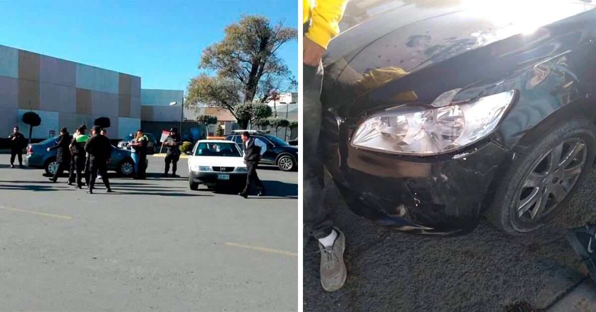 "Toluca: Difunden número de placas de algunos ""Montachoques"""
