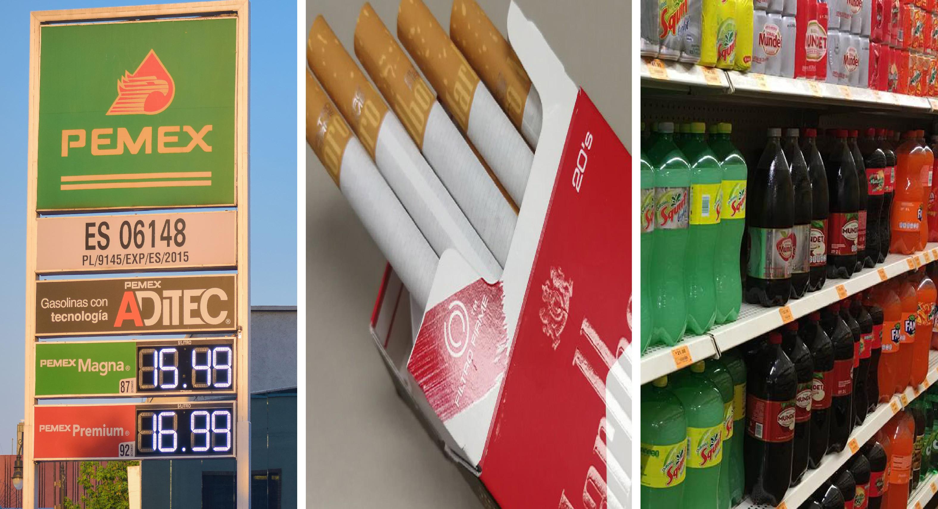 Cigarros, refrescos y gasolina subirán de precio para el 2021 DEJAR DE FUMAR
