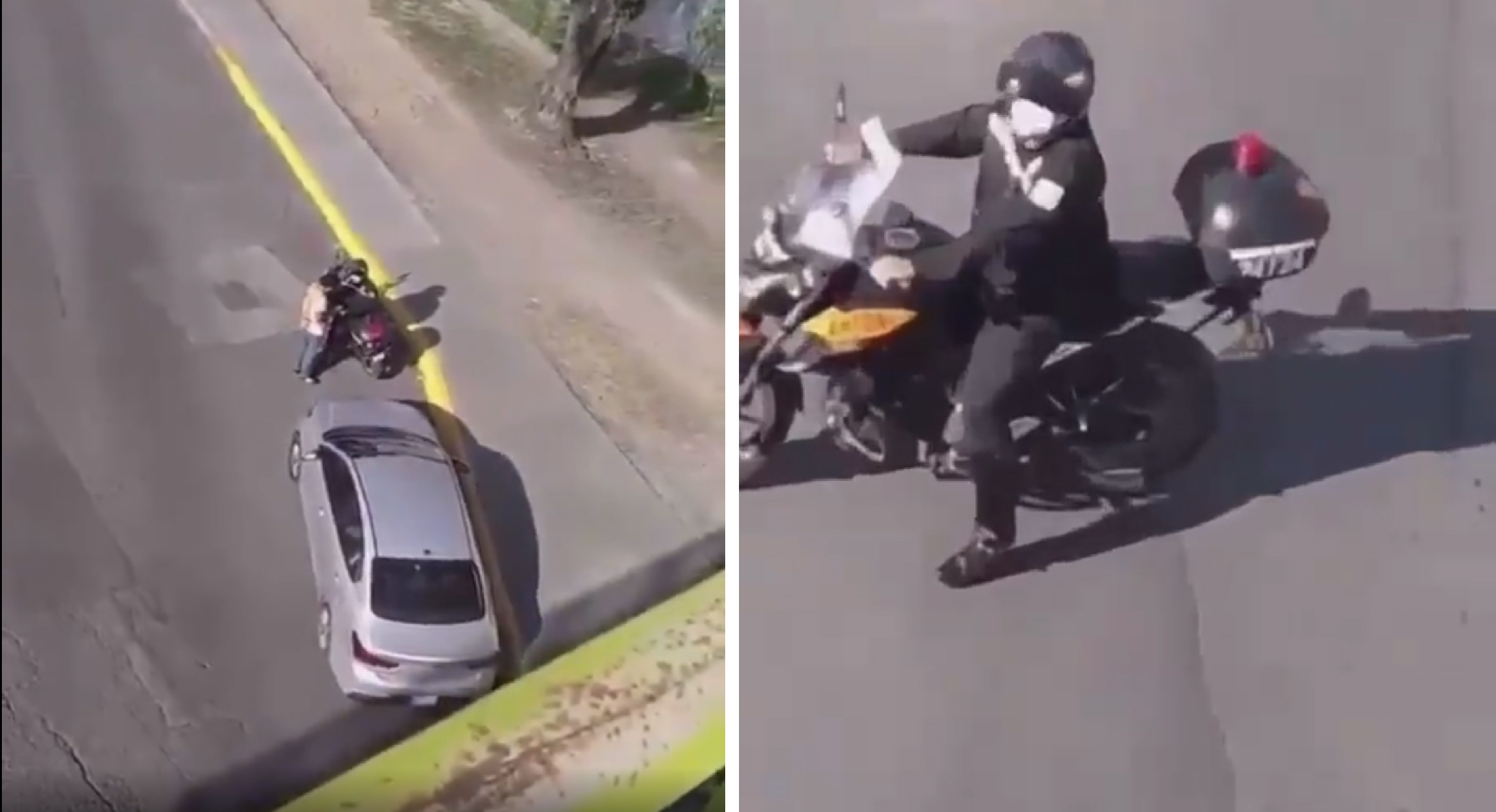 """Policía es grabado recibiendo su """"mordida"""" en el EDOMEX"""