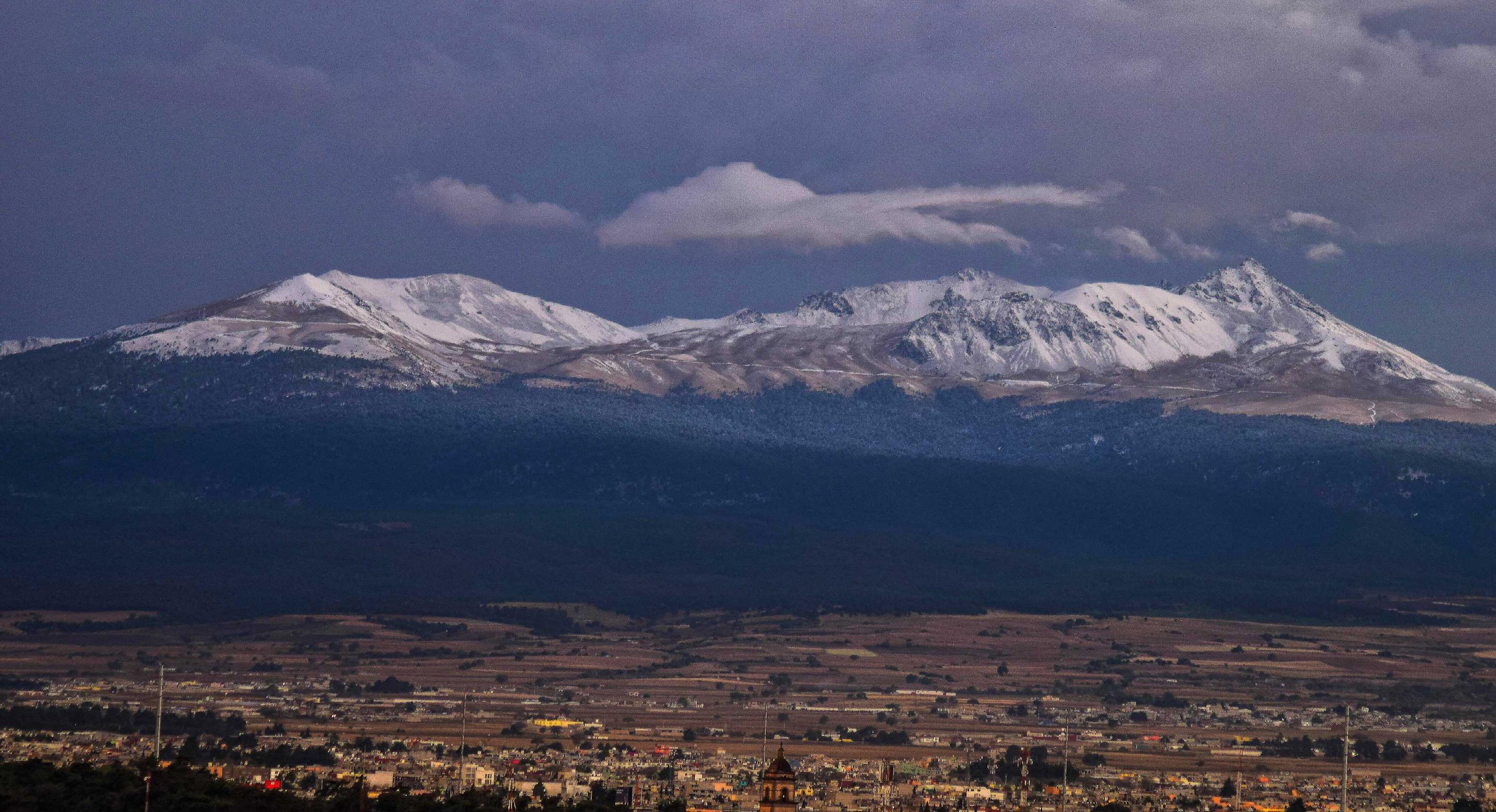 Pronostican en el Valle de Toluca bajas temperaturas