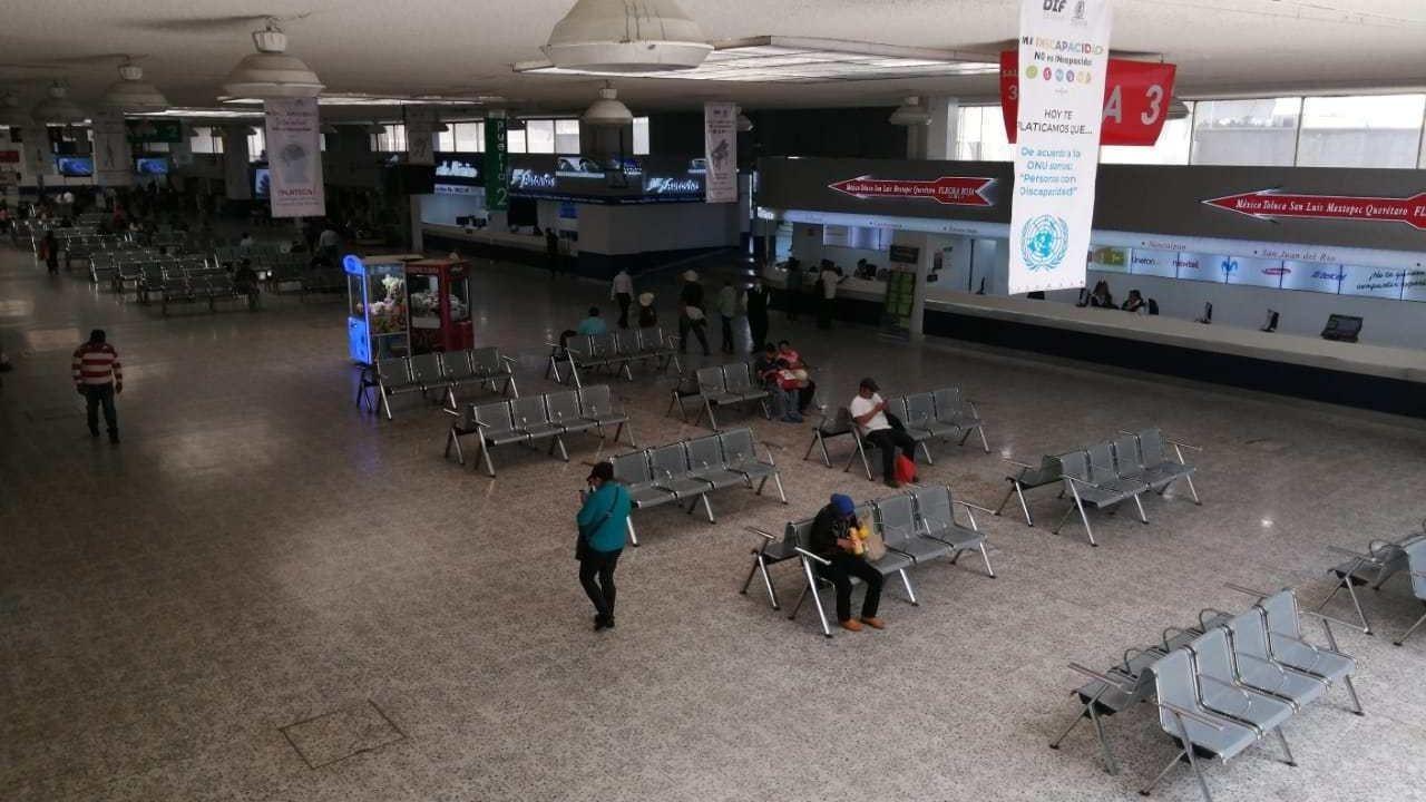 Refuerzan-medidas-sanitarias-en-la-Terminal-de-Toluca