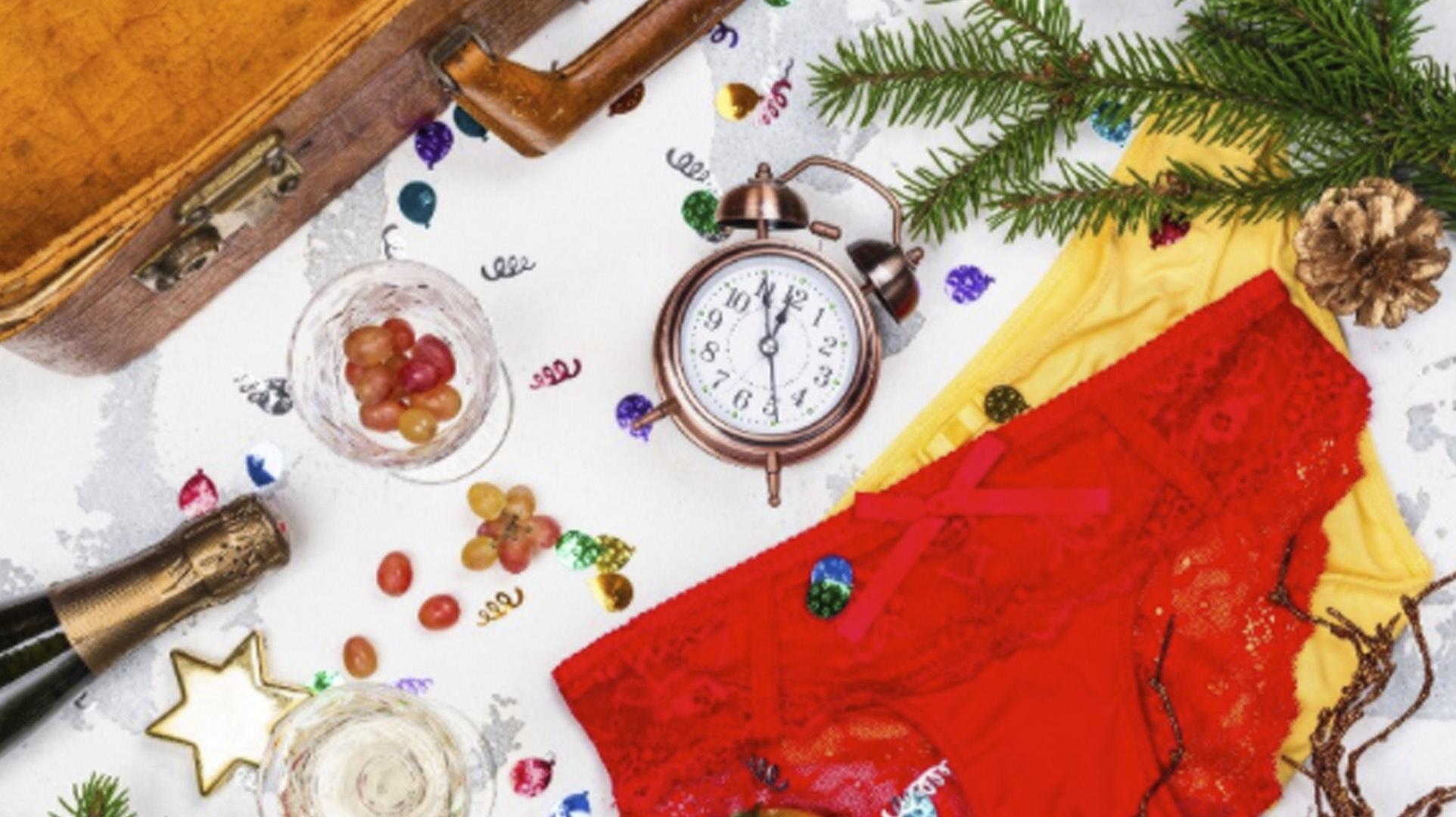 Rituales para comenzar el Año Nuevo con el pie derecho