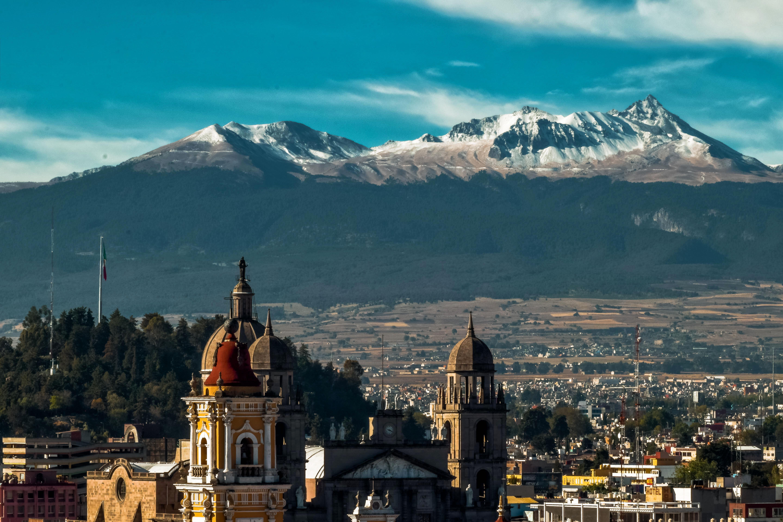 Temperaturas frías para el Estado de México