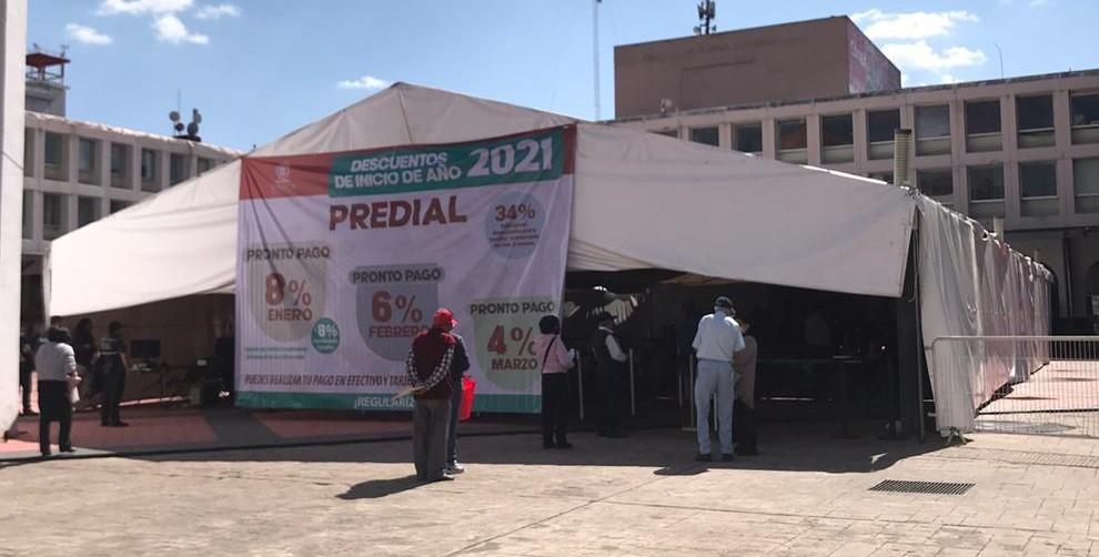 pago de predial Toluca