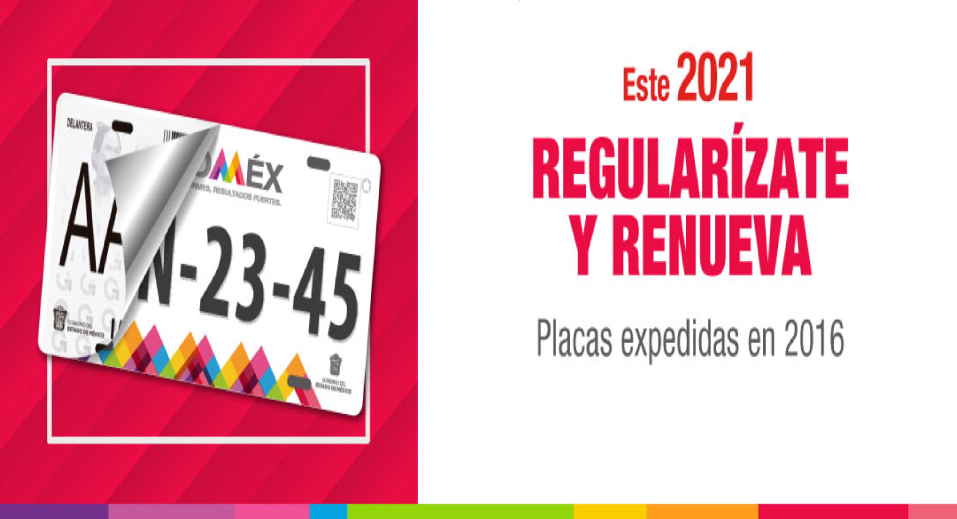 Conoce cómo obtener descuento en Reemplacamiento EDOMEX 2021