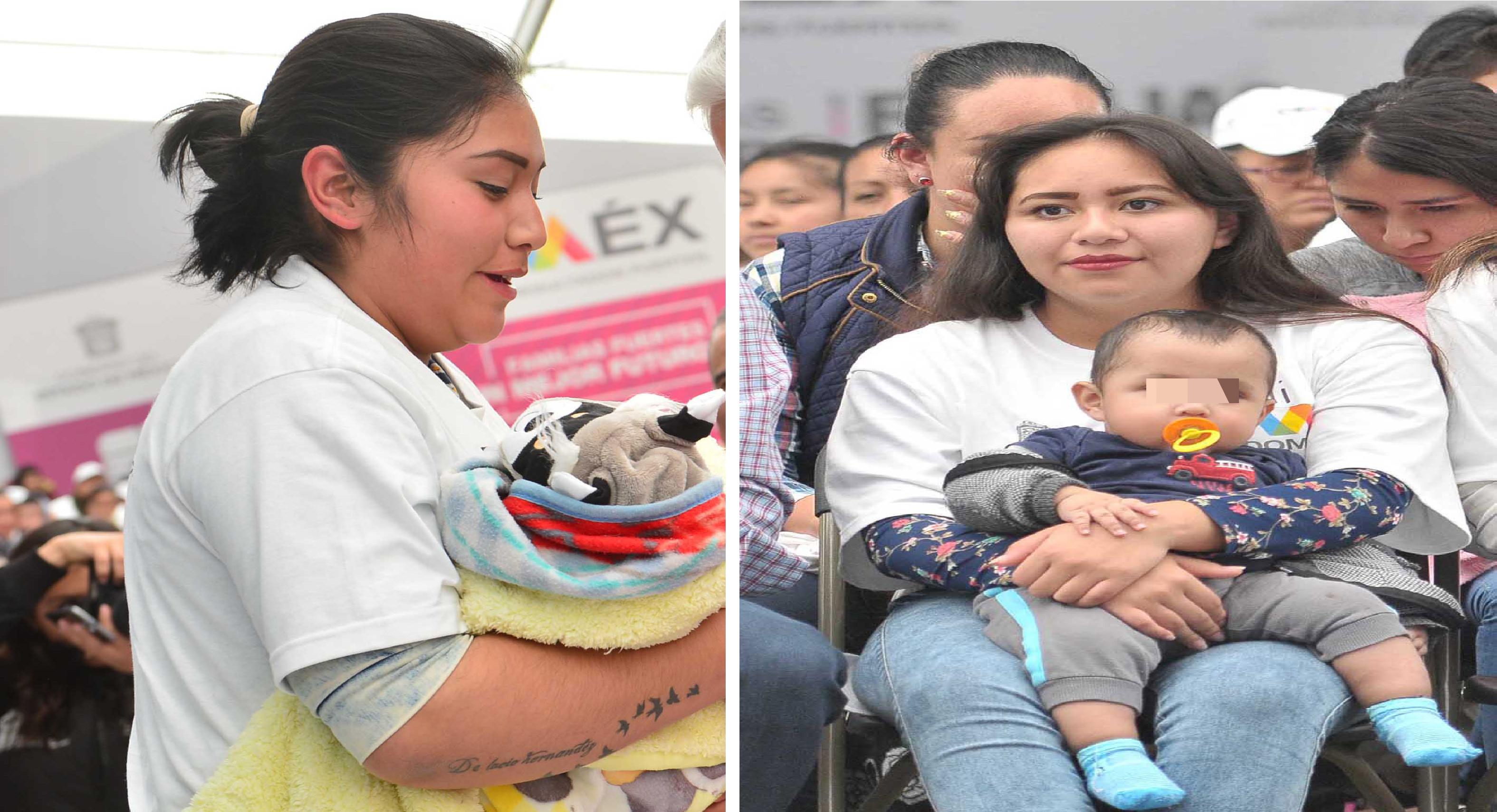 Madres solteras: Paso a paso para recibir apoyo de mil 600 pesos 2021