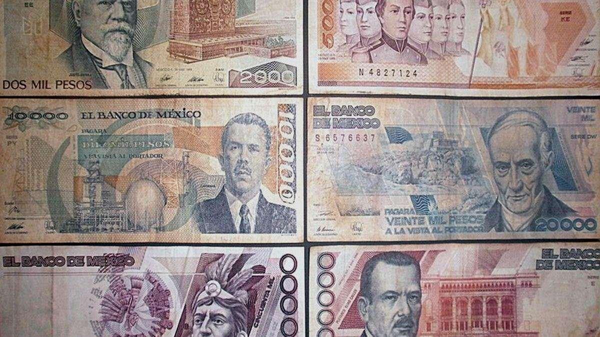 Banxico: Estos billetes aún tienen valor para pagar en efectivo
