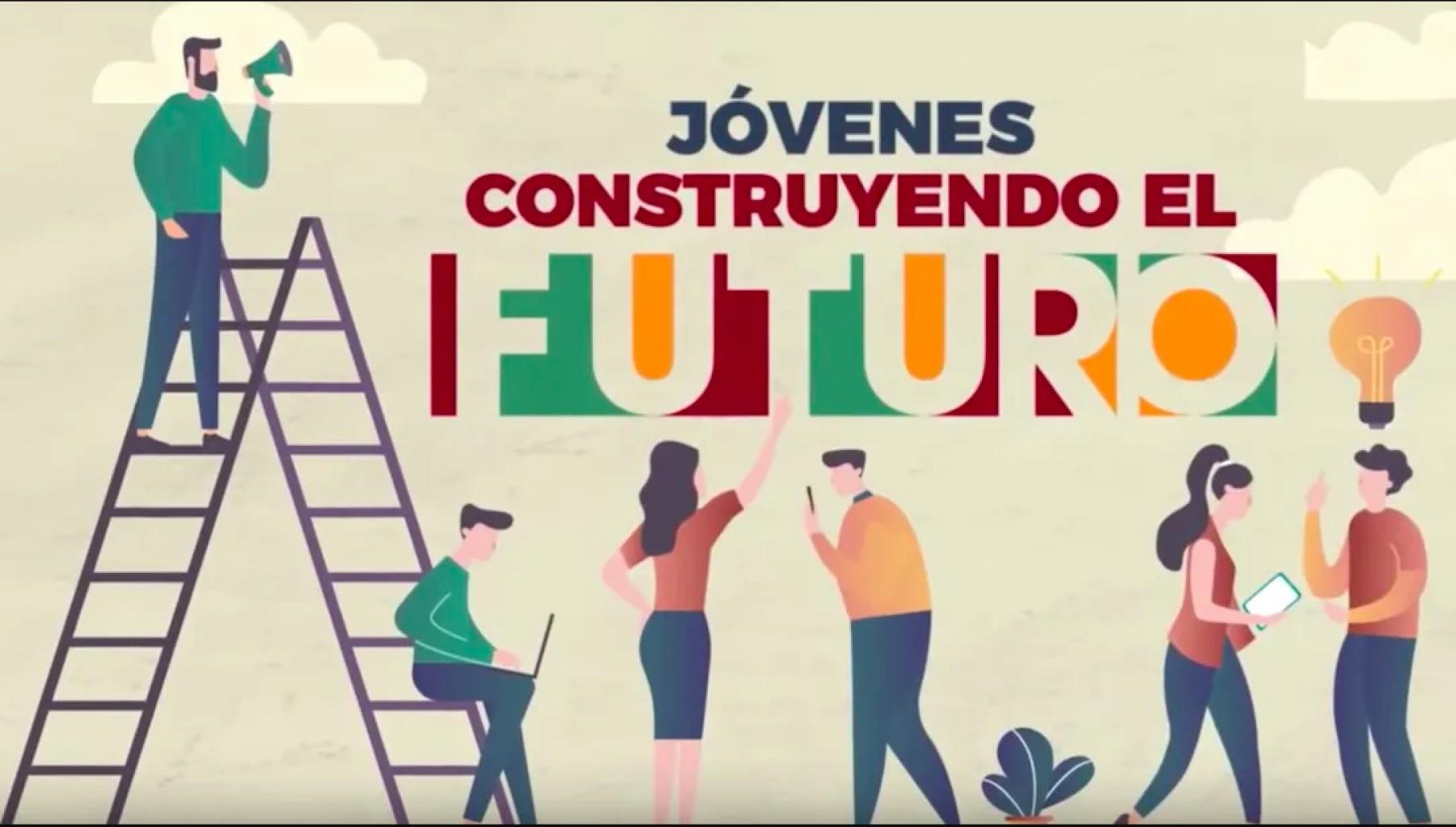 Beca Jóvenes Construyendo el Futuro abre 500 mil nuevos lugares