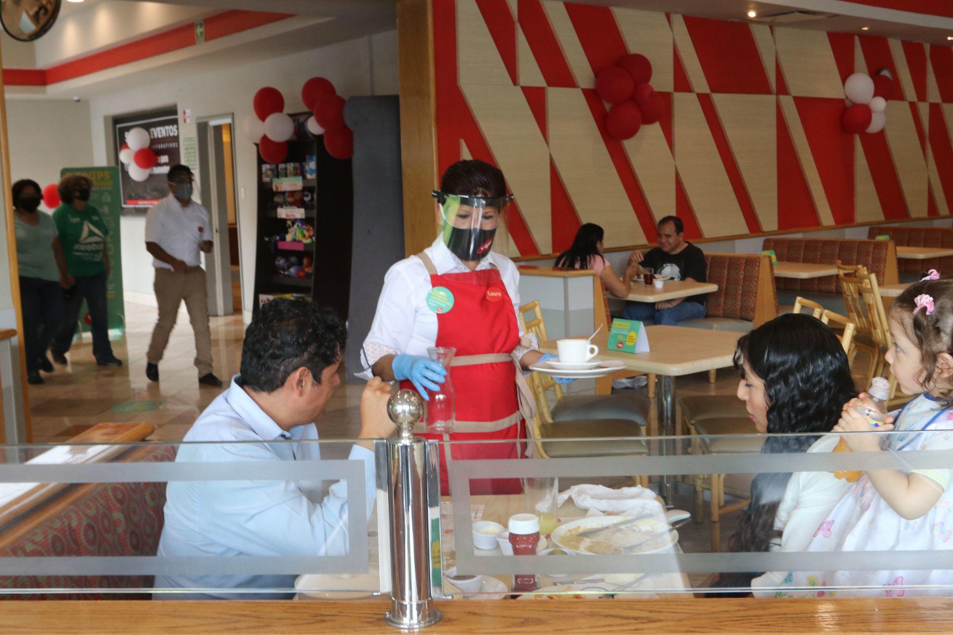 Conoce la fecha para la reapertura de restaurantes en el Estado de México Edomex