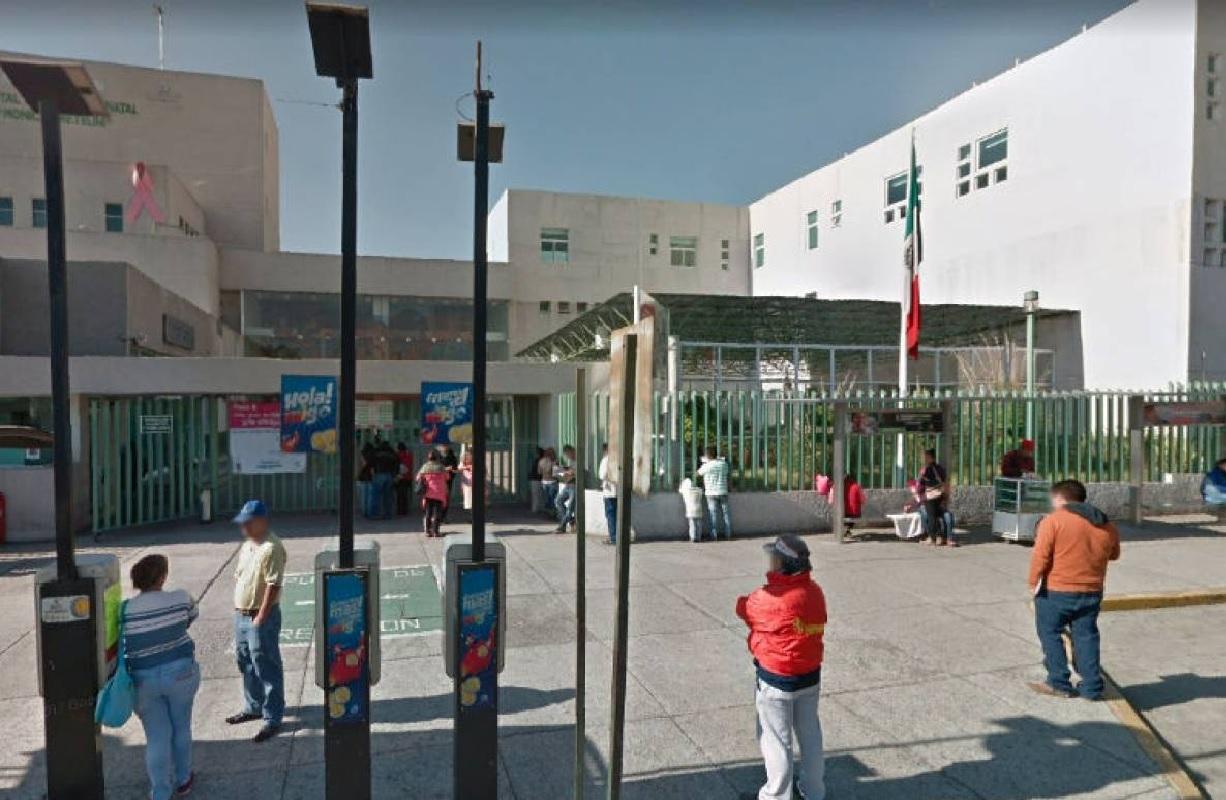 Personal del hospital «Mónica Pretelini» fue encerrado por quejarse ante vacuna COVID-19