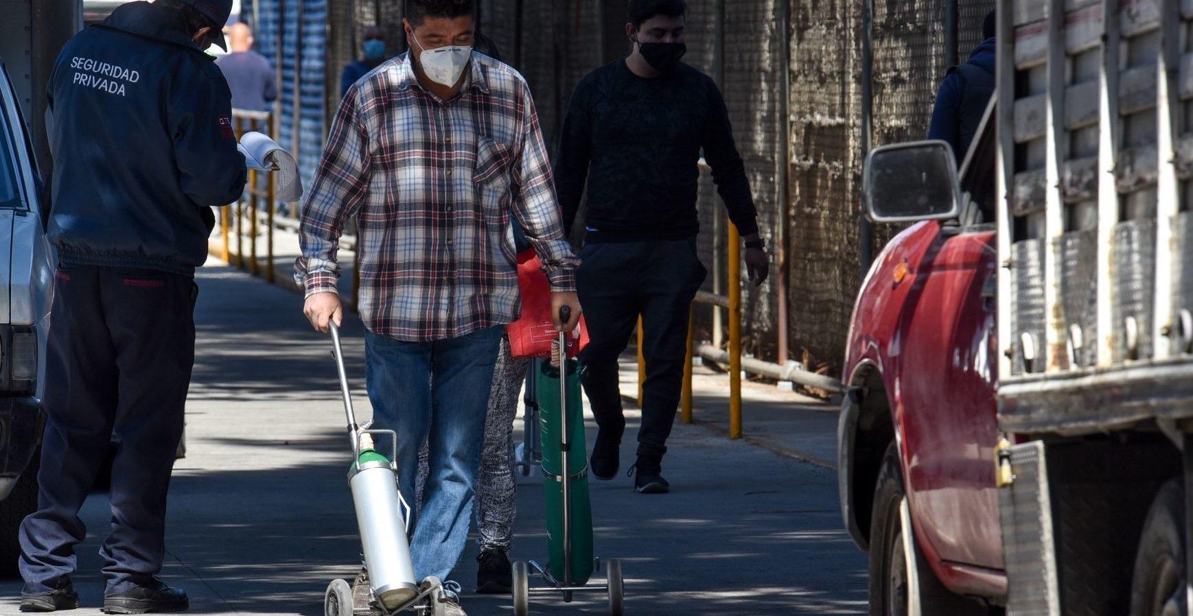 Fraudes en  internet en la venta de tanques de oxígeno en CDMX