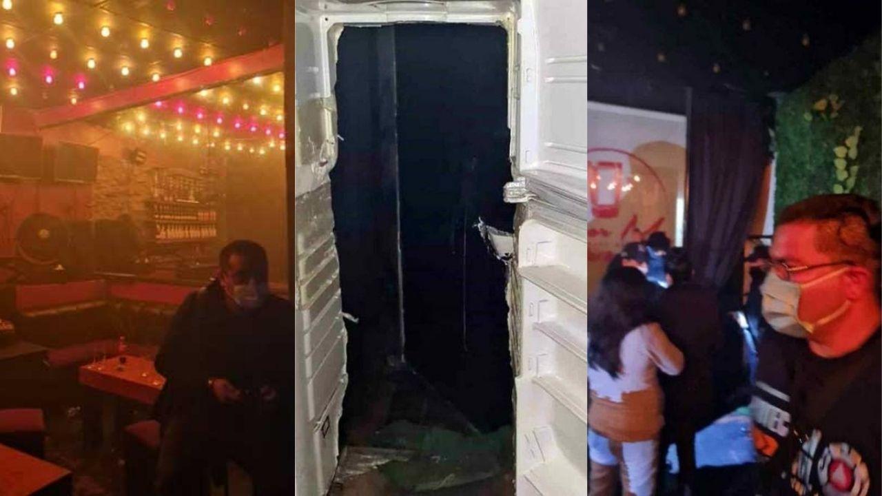 jovenes-usaban-puerta-falsa-de-un-refri-para-entrar-a-un-bar