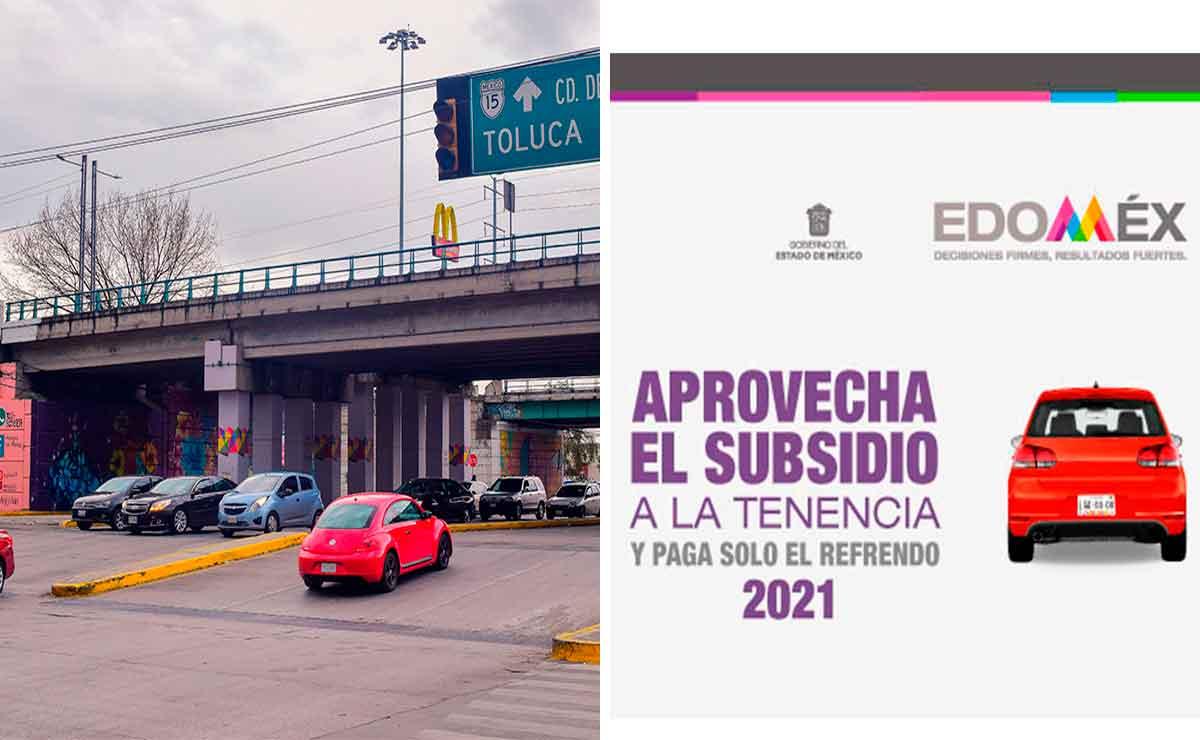 Tenencia Edomex: ¿Qué carros no pagarán impuesto este 2021? Aquí te decimos