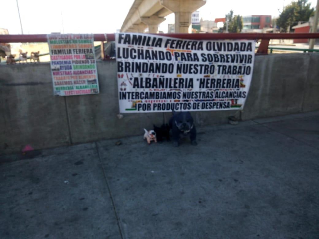 Toluca: Familia cambia alcancías por despensa - Viral