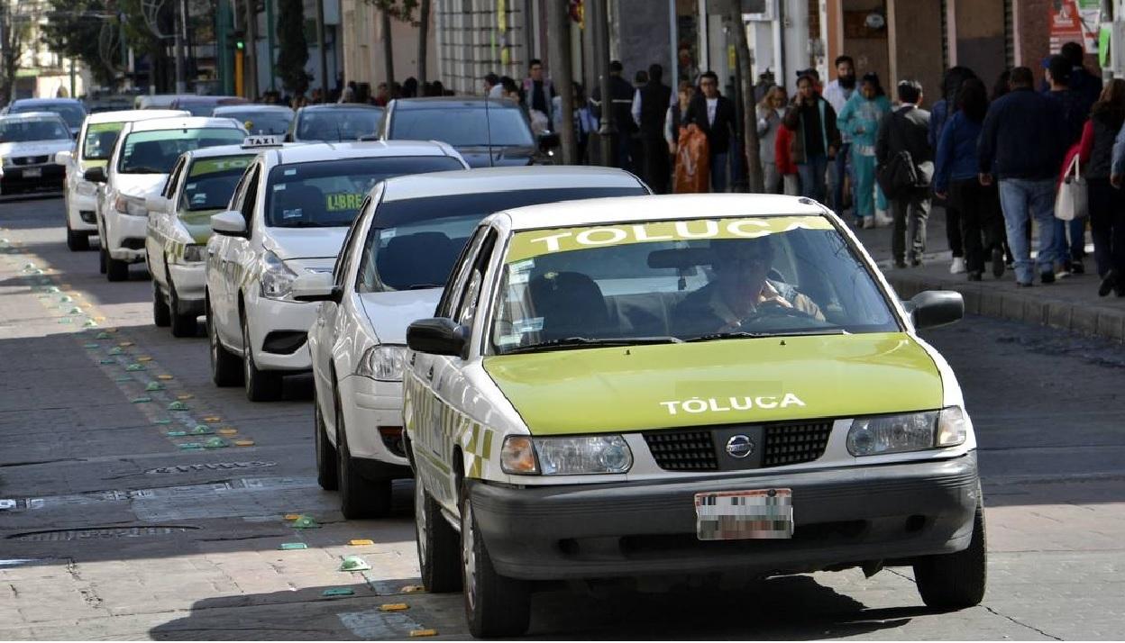 Zonas más inseguras en Toluca para tomar un taxi