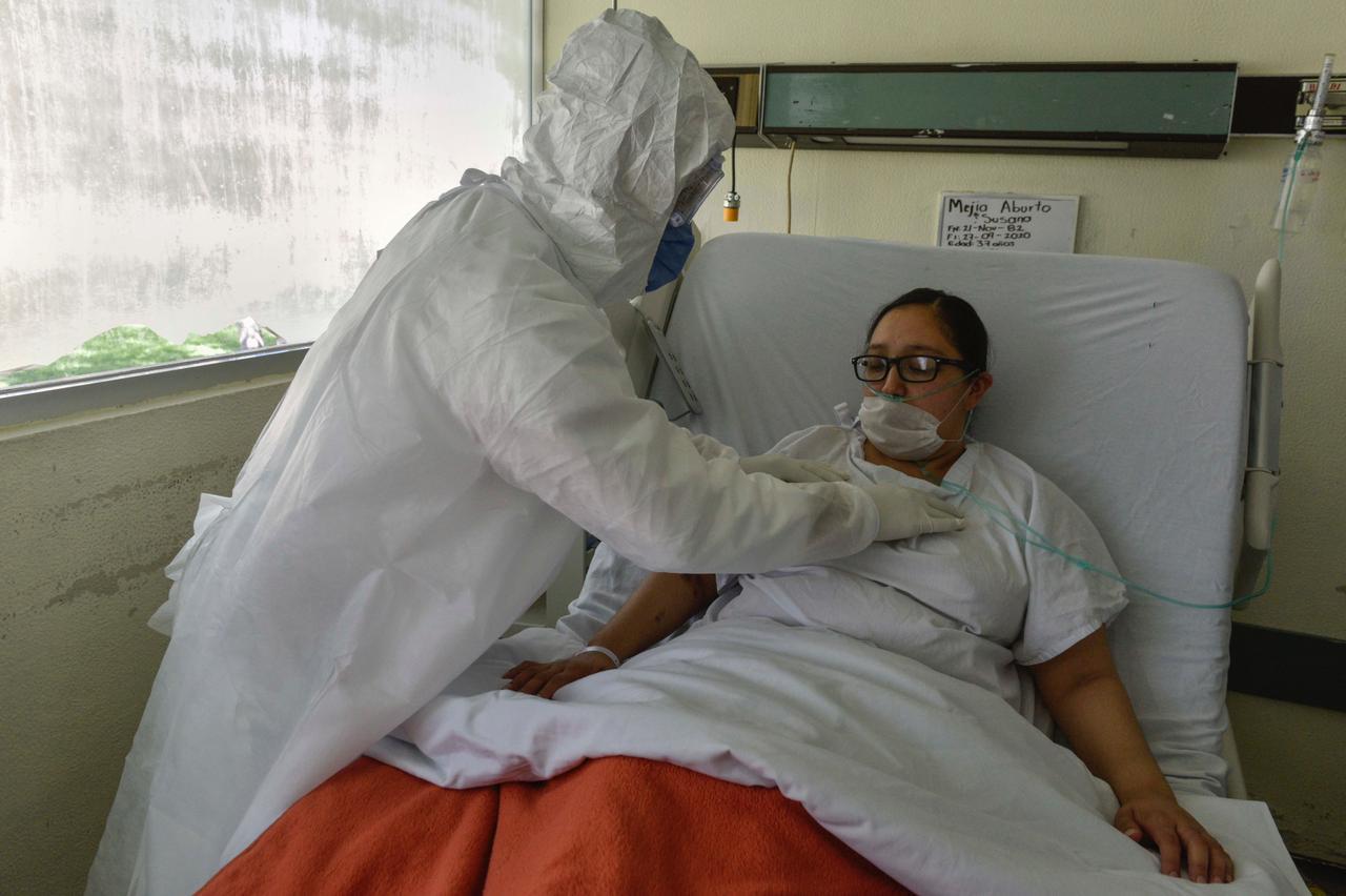 Más de 91 mil altas sanitarias por COVID-19 en el Estado de México