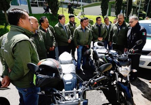 Uaeméx lanza nueva etapa de la convocatoria para participar en el proceso de reclutamiento y selección de personal de Seguridad y Protección Universitaria