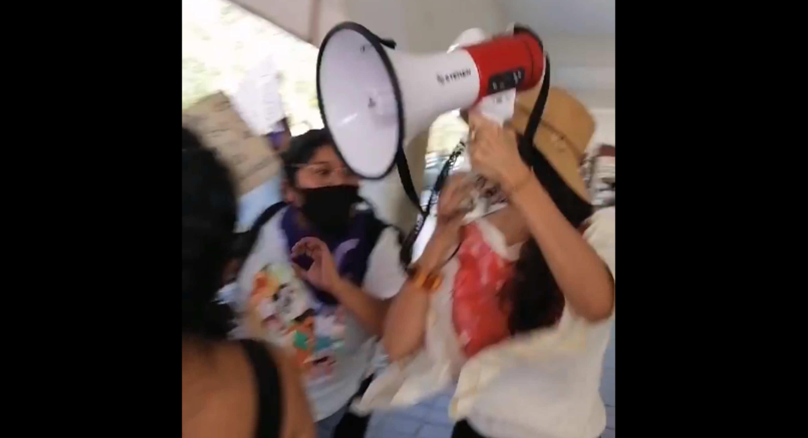 yolotzin jaimes fue agredida en iguala