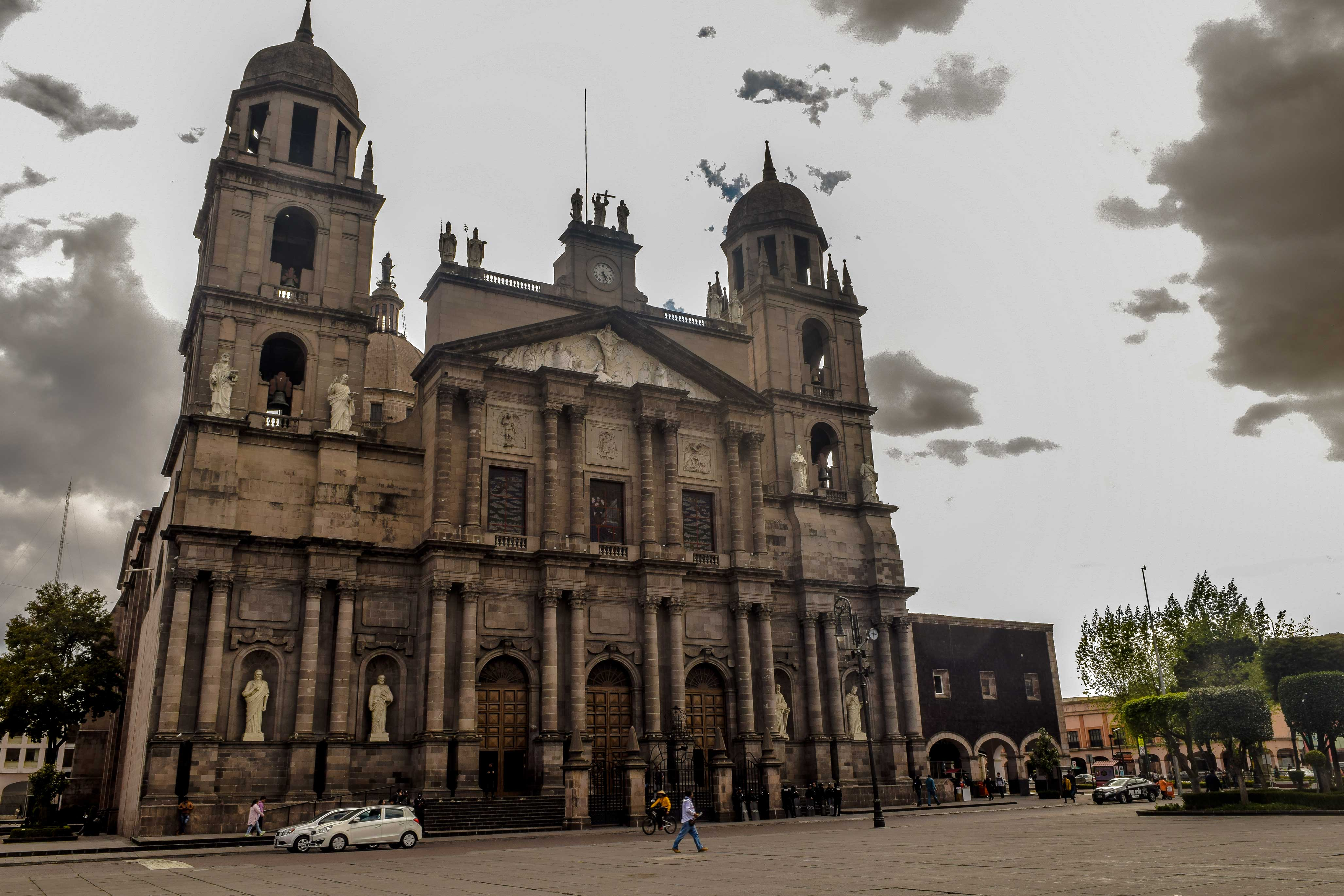 Abren nuevamente iglesias de Toluca con aforo limitado