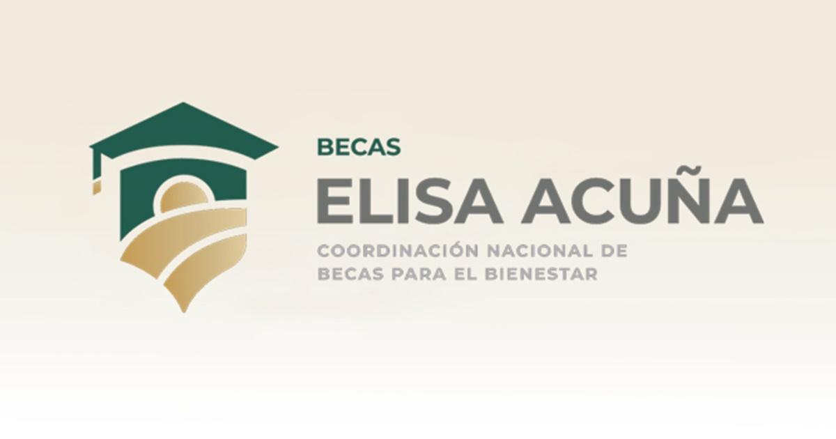 Los estudiantes interesados en la Beca Elisa Acuña de 5 mil 500 pesos deberán enviar su solicitud  a más tardar el próximo lunes 1 de marzo.