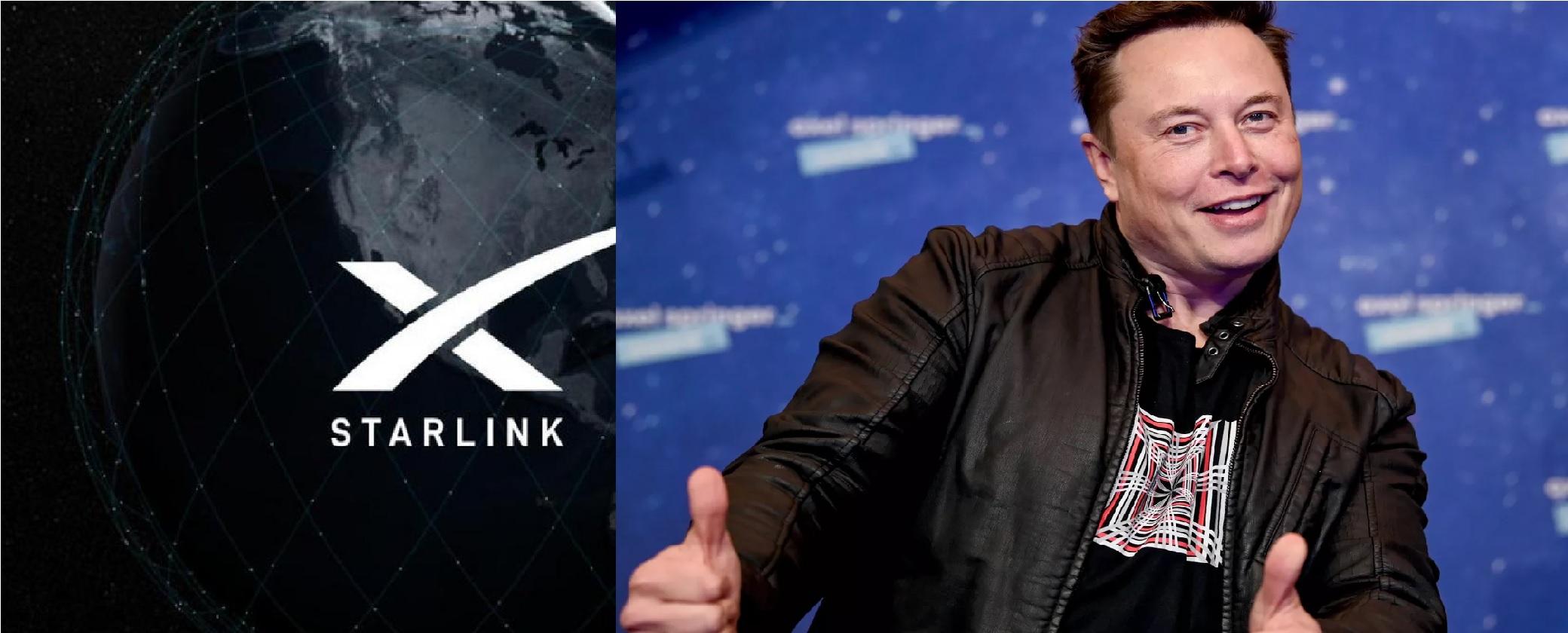 Starlink, el internet de alta velocidad de Elon Musk que llegará a México