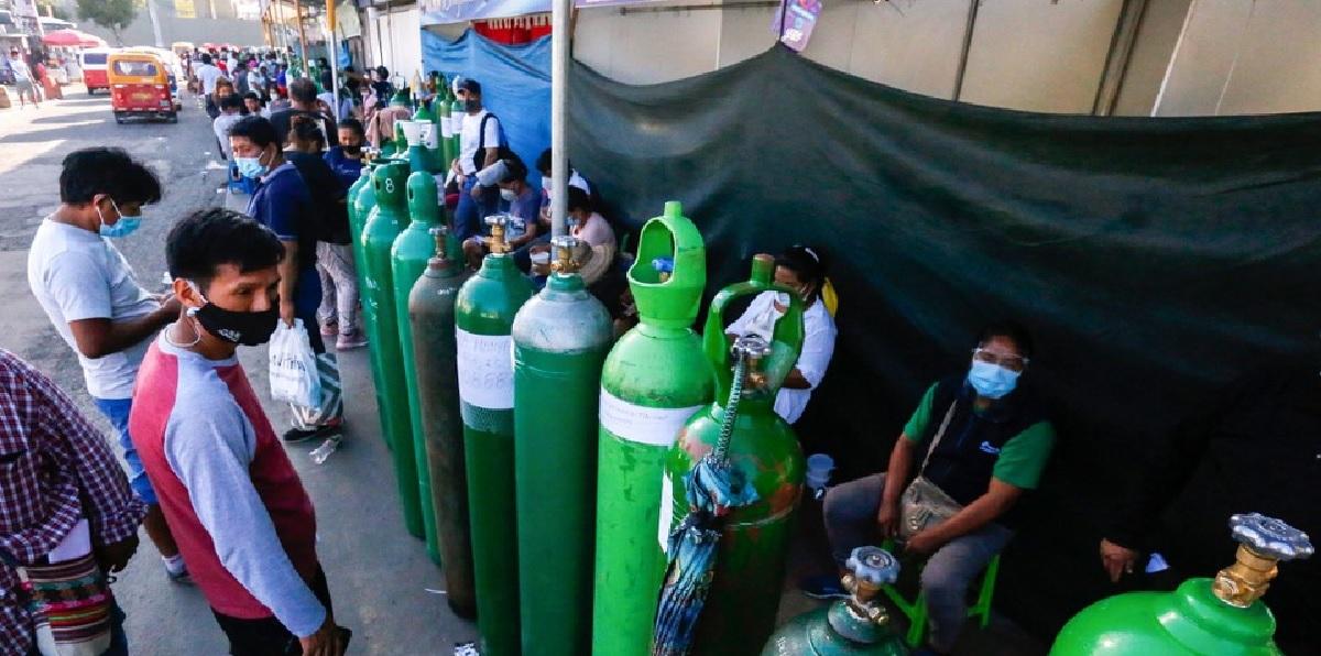 La iniciativa de castigar de manera legal y penal el fraude con los tanques de oxígeno en el Estado de México (Edomex) fue propuesta por el Partido Acción Nacional