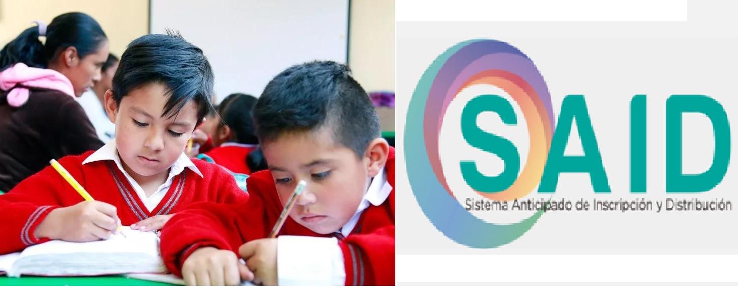 SAID 2021 EDOMEX: Preinscripciones de primaria, requisitos y fechas de registro
