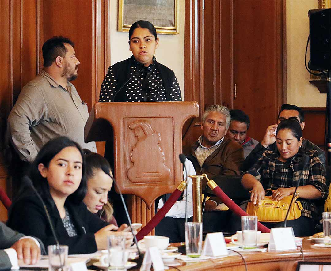 El ayuntamiento de Toluca convoca a las y los habitantes de la capital mexiquense a participar en la Octava Sesión de Cabildo Abierto
