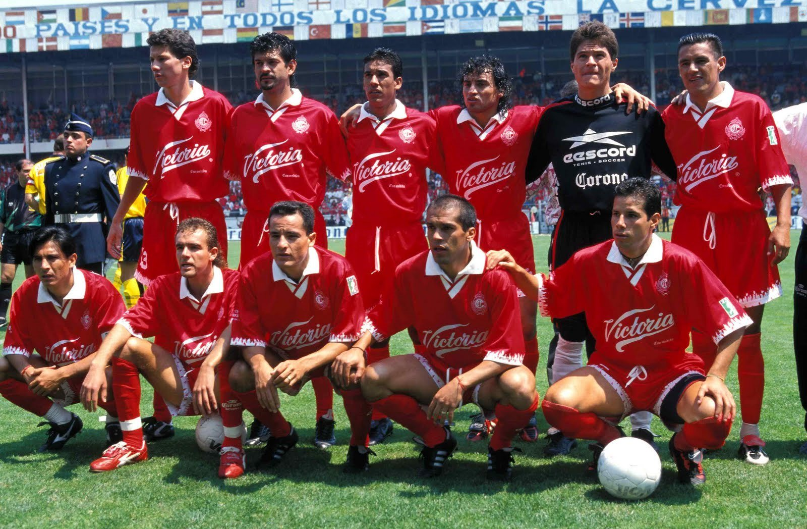 Cardozo dijo sentirse orgulloso de haber portado la camiseta del los Diablos Rojos, equipo en el que se convirtió en leyenda