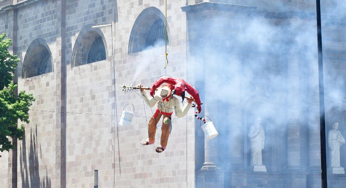 quema de judas toluca, Concurso Judas 2021 || Presentan a los ganadores de esta edición 2021 donde participaron más de 60 artesanos mexiquenses.