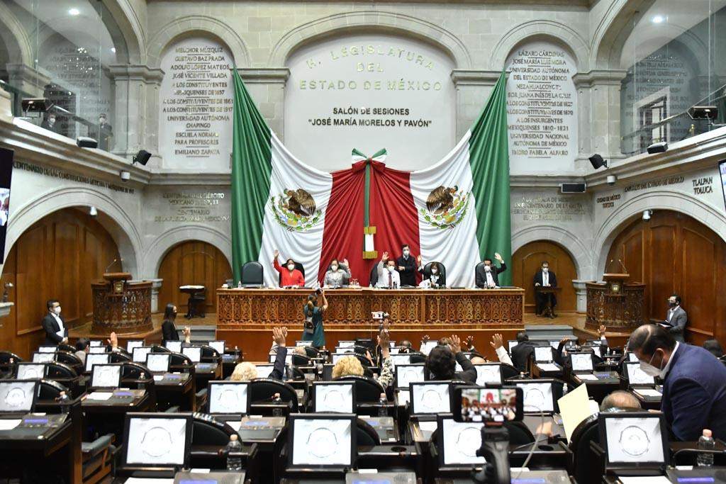 El Congreso del Edoméx aprobó por unanimidad la Ley para la Inclusión de Personas en Situación de Discapacidad