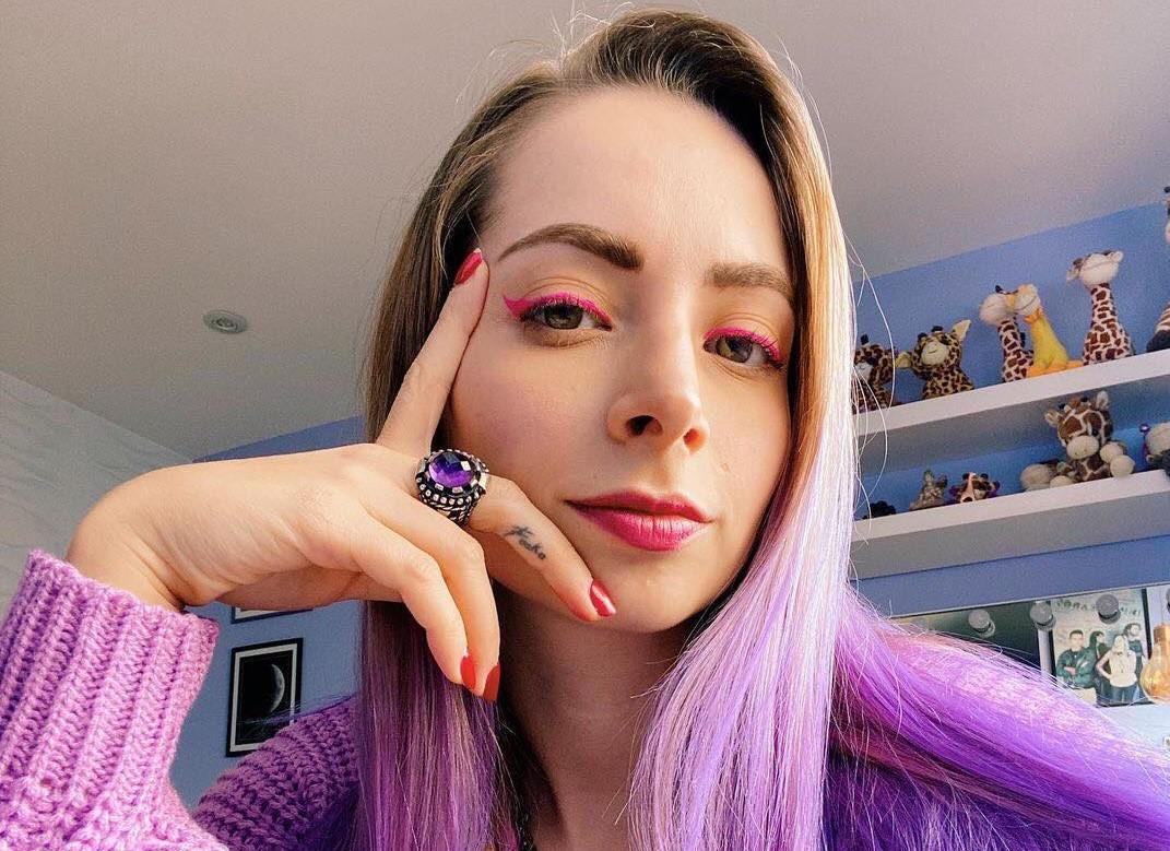 Yoseline Hoffman, youtuber mejor conocida como YosStop, fue denunciada por pornografía infantil
