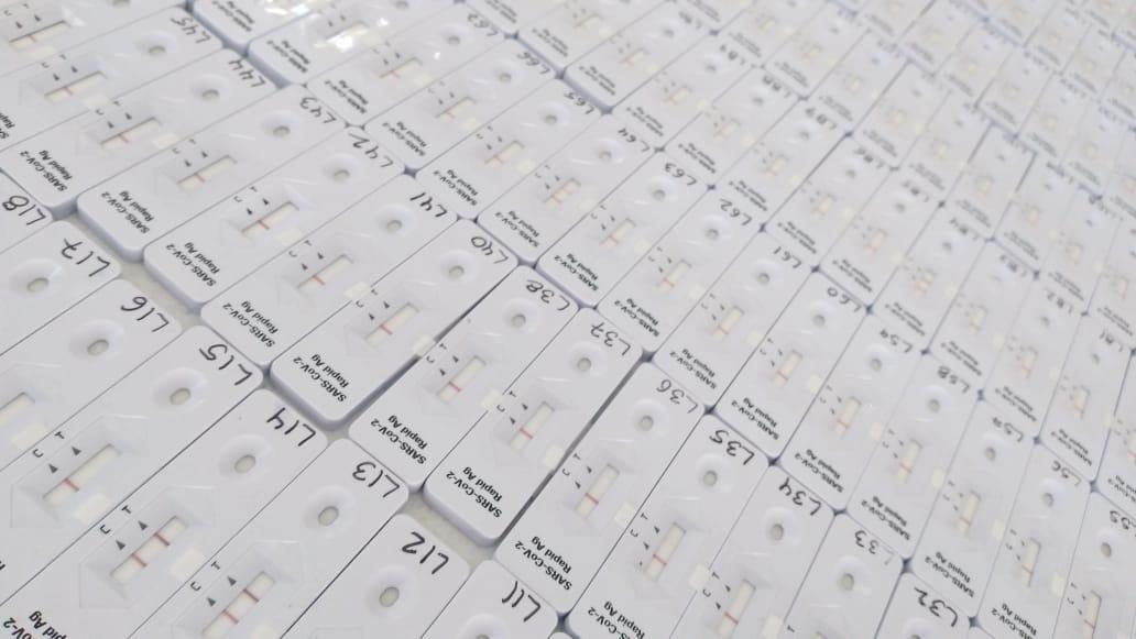 En la ciudad de Toluca se han aplicado 106 mil 818 pruebas de detección de COVID-19