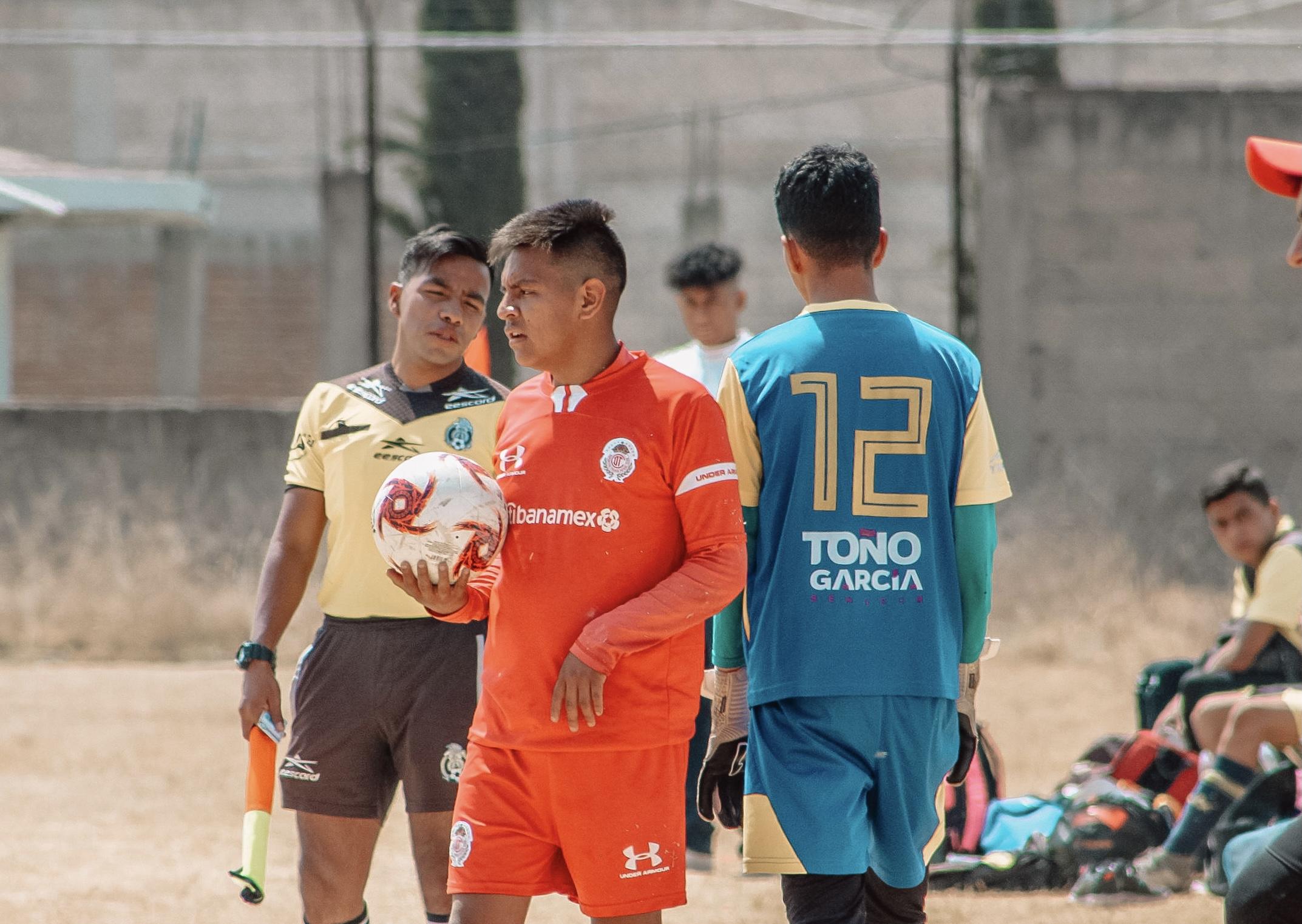 EL Futbol semiprofesional regresa en los municipios mexiquenses.