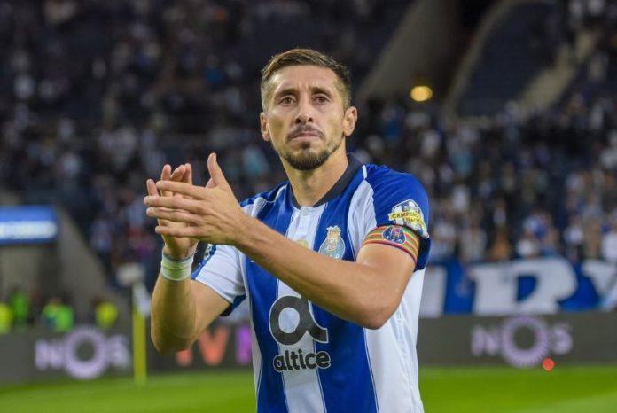 El paso de Hecto Herrera por el Porto.