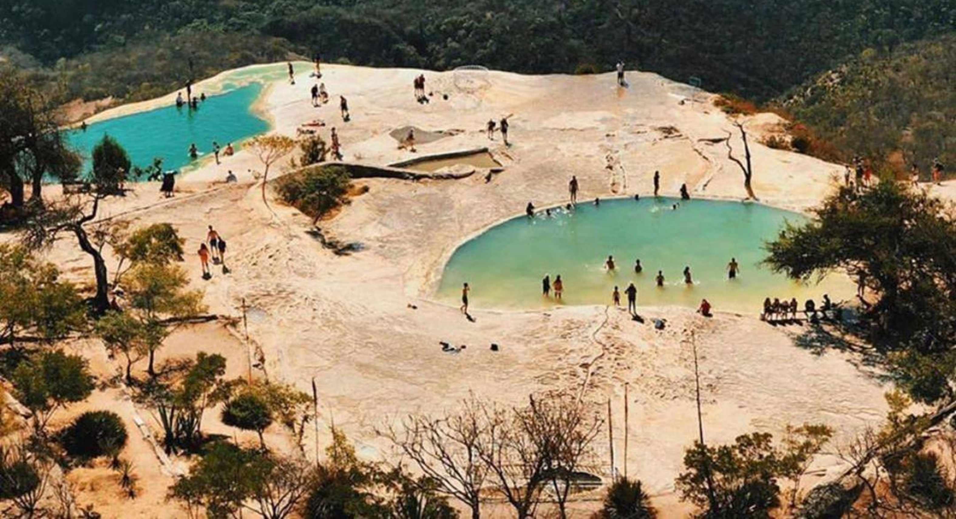 Anuncian cierre definitivo de hierve el agua para el turismo nacional y extranjero