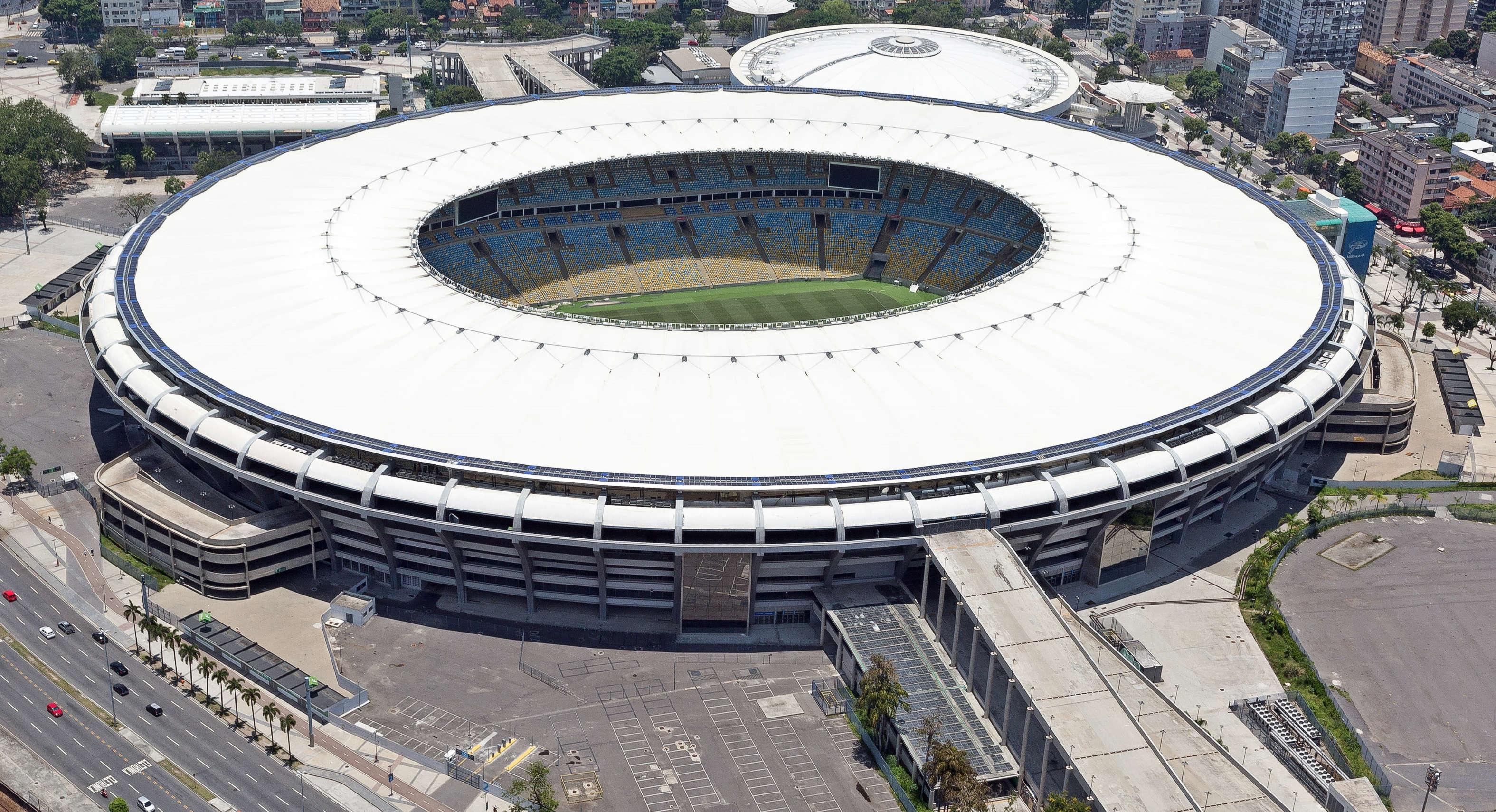 Estadio Maracaná Brasil Pelé