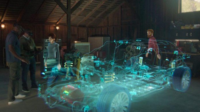 La plataforma de realidad mixta estará disponible en los HoloLens 2 y otros dispositivos de realidad virtual