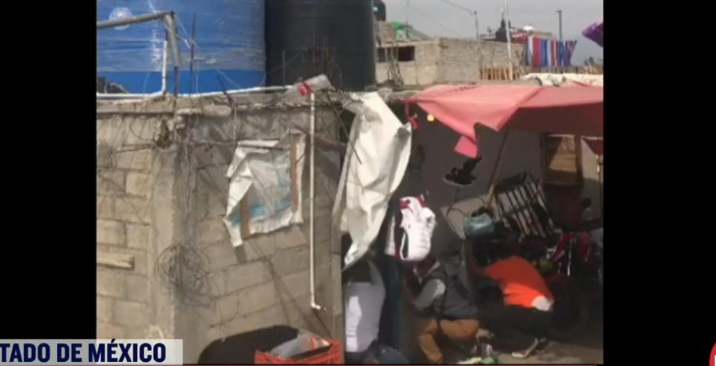 Niña secuestrada es rescatada con vida en el Estado de México || VIDEO