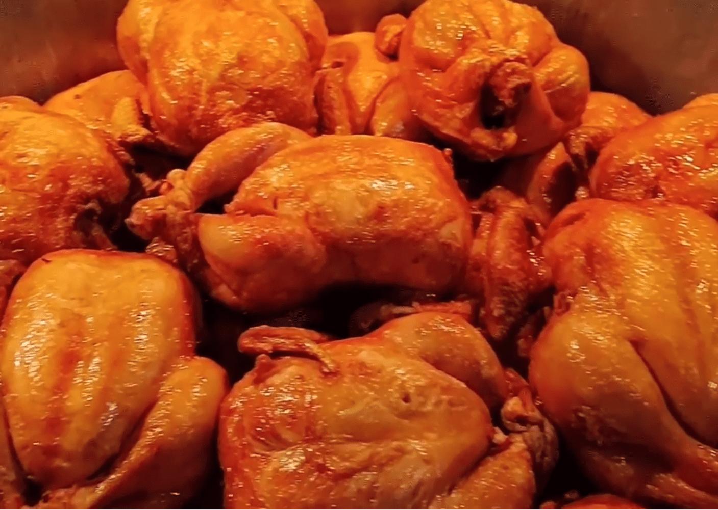 Pollo a las carnitas, una deliciosa opción de cuaresma en Toluca