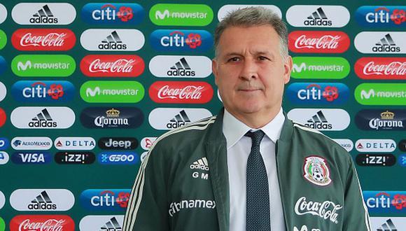 El Tata Martino y su paso por la selección.