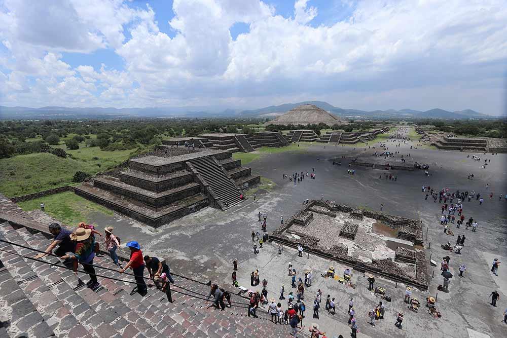 SECTUR estima incremento de 1,900% de turistas en México en Semana Santa con respecto a los registrado en el mismo periodo el año pasado