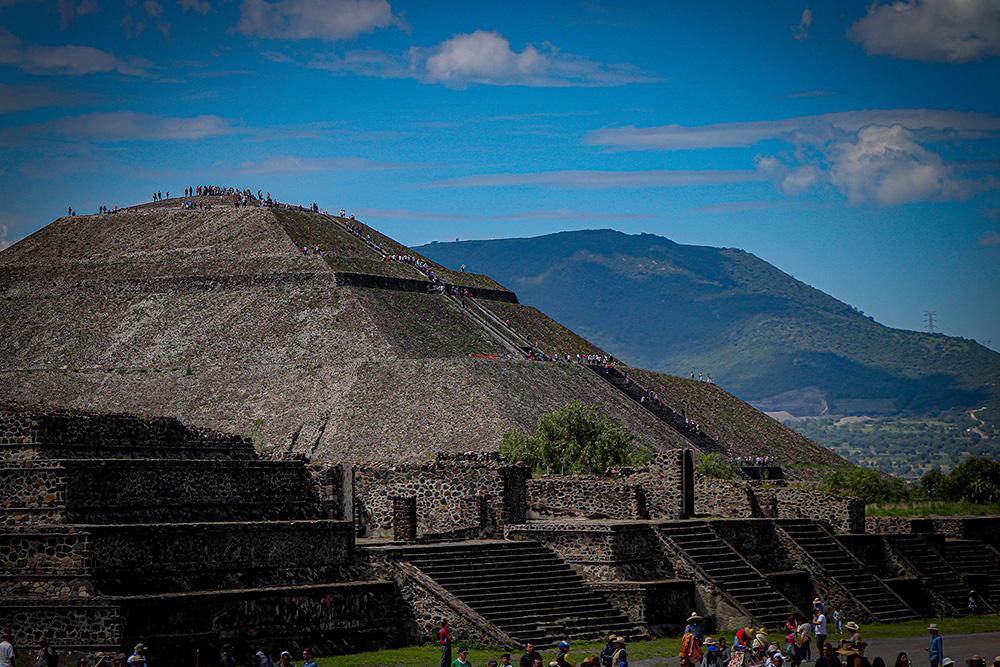 San Juan Teotihuacán y San Martín de las Pirámides obtuvieron de manera conjunta el nombramiento de Pueblo Mágico, pues territorialmente comparten la Zona Arqueológica de Teotihuacán