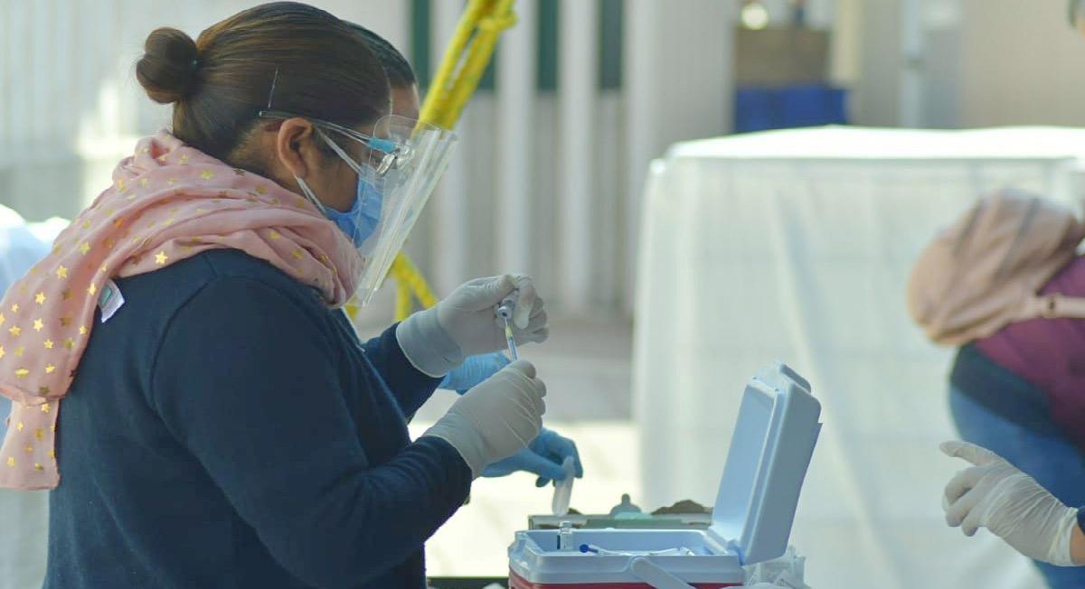 Todos los detalles de la vacunación COVID-19 en Zinacantepec y metepec que comenzará el día de mañana viernes 26 de marzo del 2021