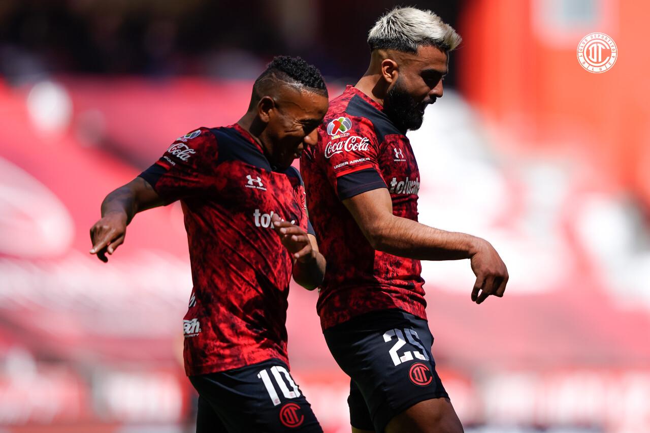 Toluca Fc no ha tenido buena elección de jugadores extranjeros