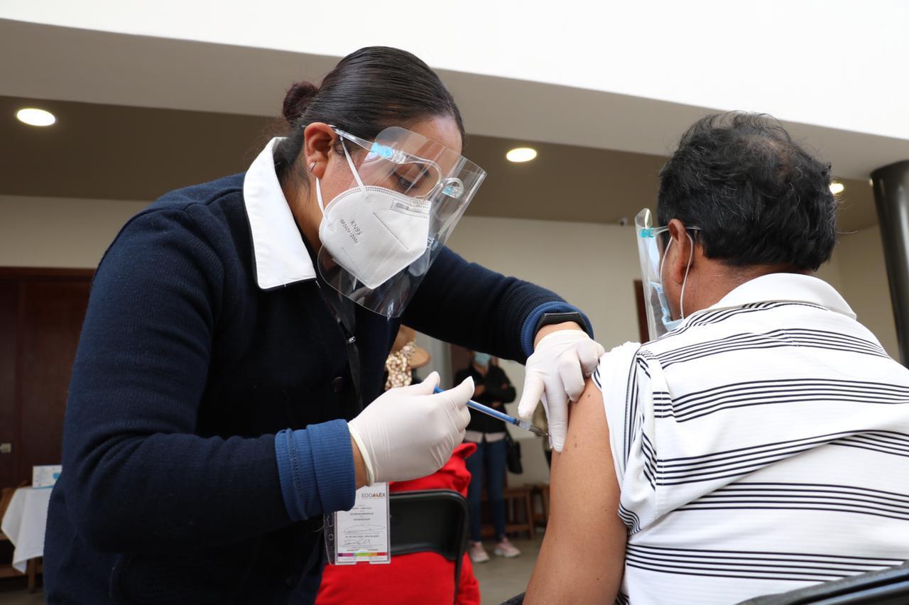 Mañana inicia la vacunación contra COVID-19 en Naucalpan