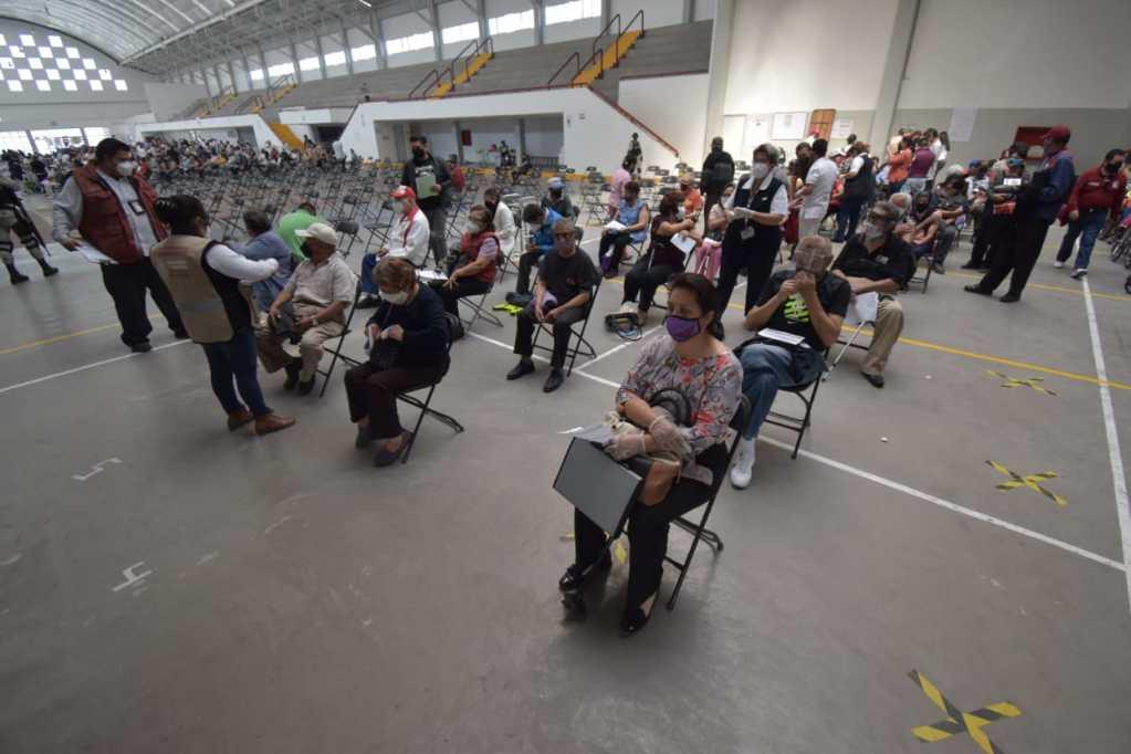 El próximo martes 9 de marzo iniciará la aplicación de la vacuna contra COVID-19 a las personas mayores de 60 años que viven en Toluca