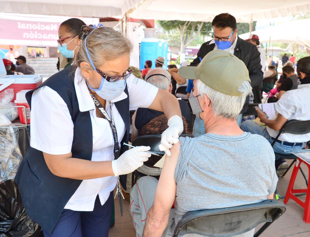 El próximo martes 23 de marzo, iniciará la vacunación contra COVID-19 para las personas mayores de 60 años del municipio de Chimalhuacán