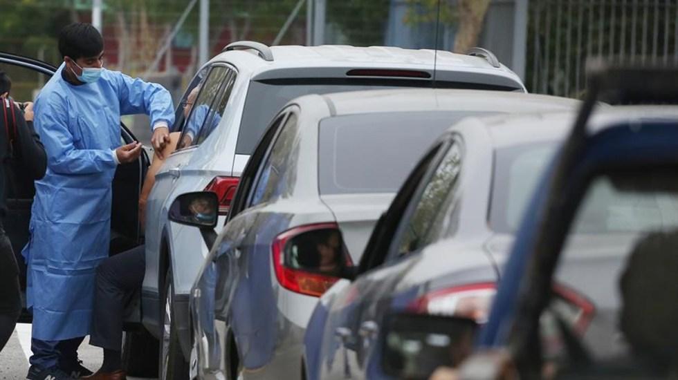 Toluca será el primer municipio del Edoméx en tener la modalidad de aplicación de vacuna contra COVID-19desde un automóvil