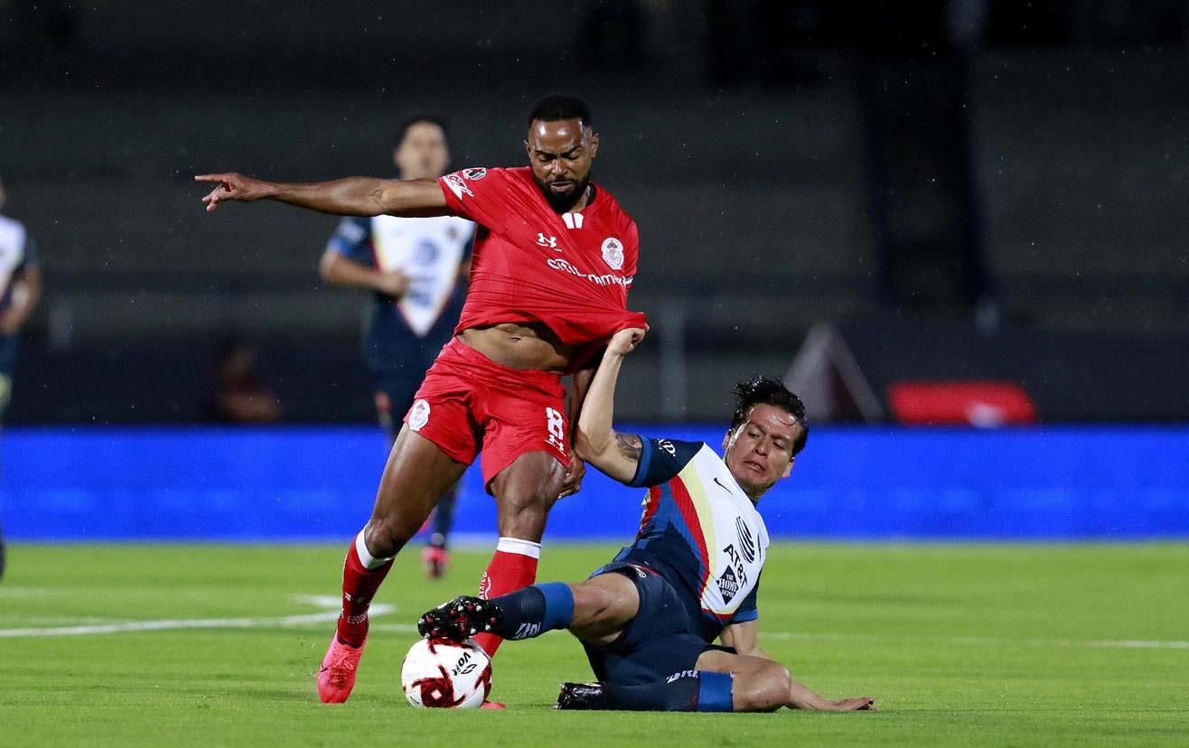 El Deportivo Toluca FC oficializó la salida de William Da Silva, quien es nuevo jugador del Sao Paulo de Brasil